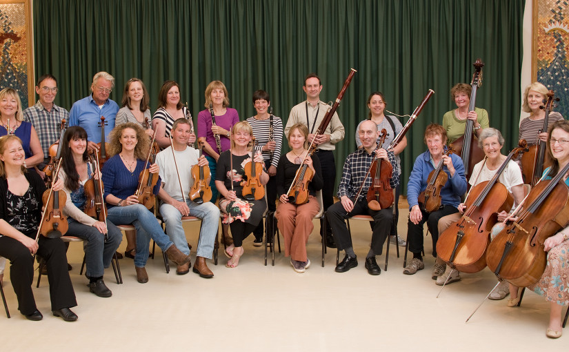 Nailsea Concert Orchestra Group Photo