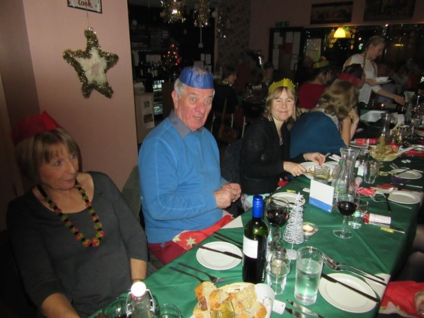 Nailsea Concert Orchestra's Christmas Meal - 1