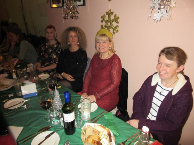 Nailsea Concert Orchestra's Christmas Meal - 4