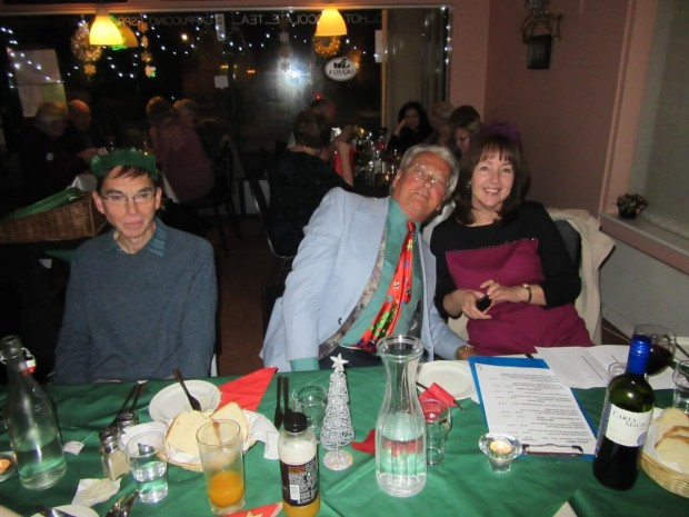 Nailsea Concert Orchestra's Christmas Meal - 3