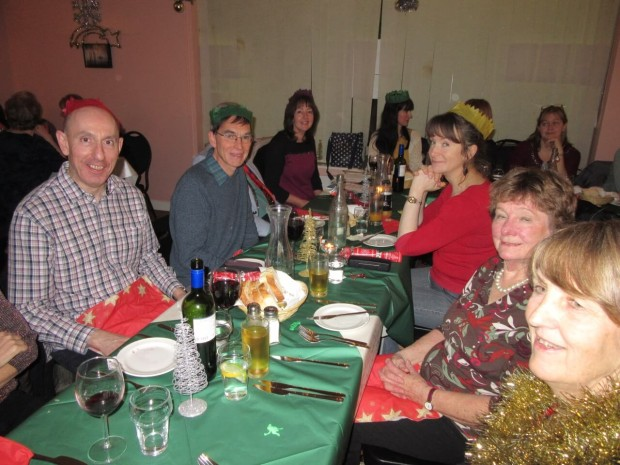 Nailsea Concert Orchestra's Christmas Meal - 2