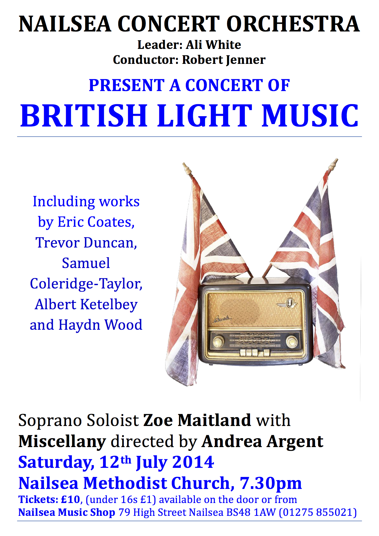 Poster Jul-14 British Light Music